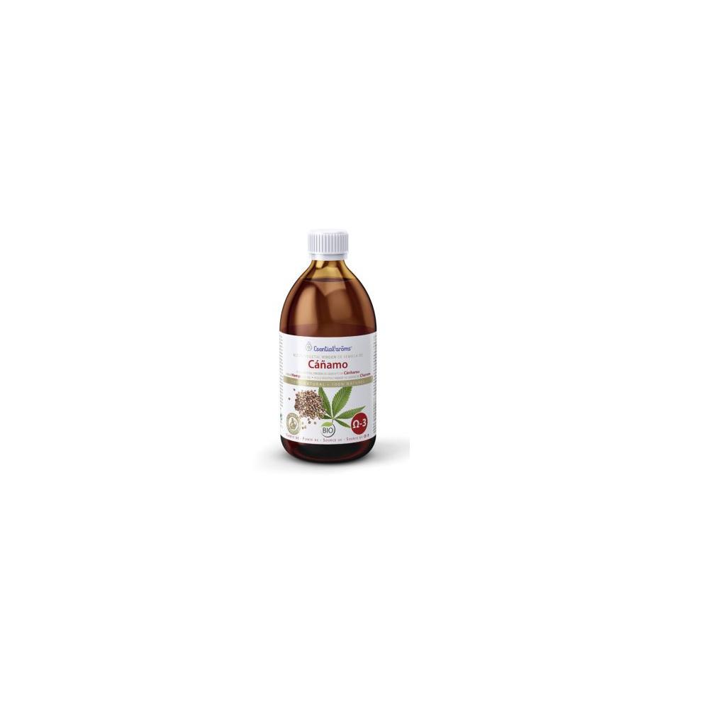 Aceite Vegetal CÁÑAMO (Cannabis sativa) de Esential´aroms Esential´aroms 51114 Aceites naturales salud.bio