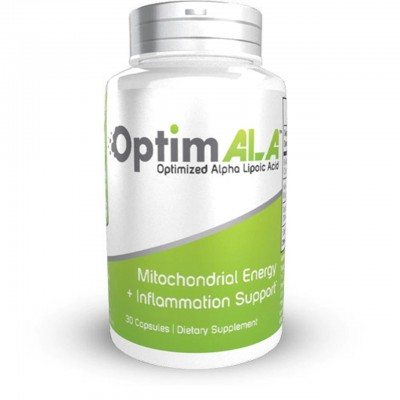 Optim-ALA Capsules | Optimized Alpha Lipoic Acid 60 cápsulas Herbal One 858163008155 Plantas Medicinales salud.bio