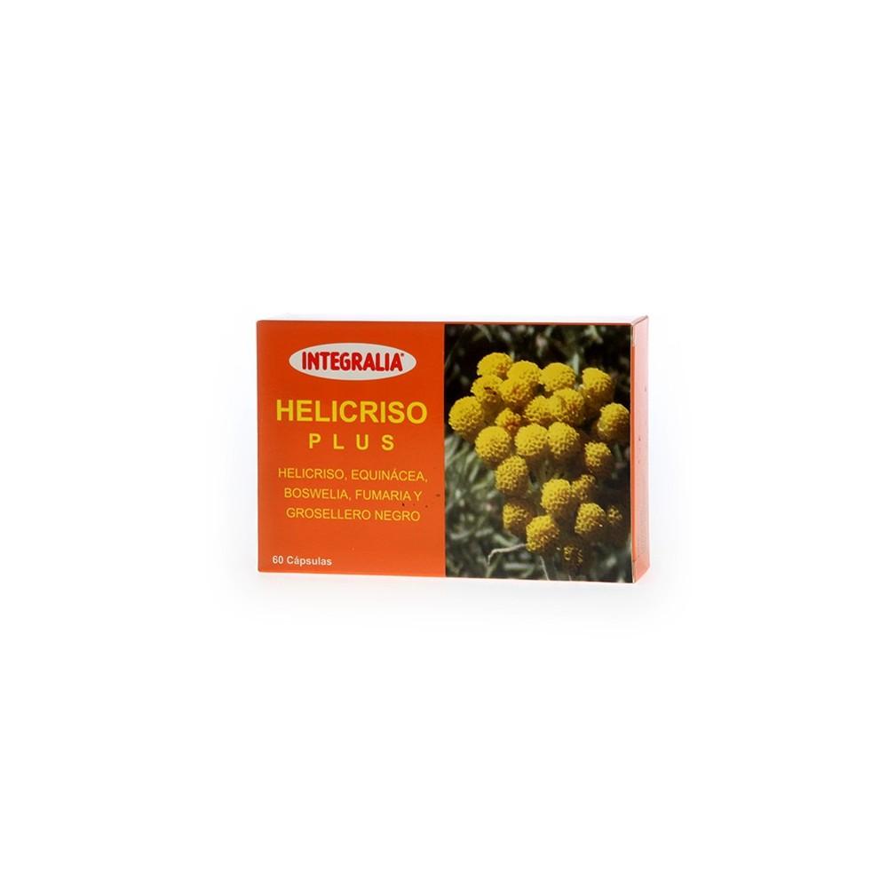 Helicriso Plus 60 Cápsulas Integralia INTEGRALIA 380 Inicio salud.bio
