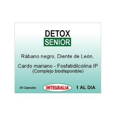 Detox Senior de Integralia INTEGRALIA 469 Inicio salud.bio