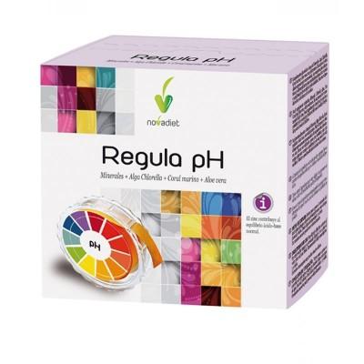 Regula PH de Novadiet  52038 Inicio salud.bio