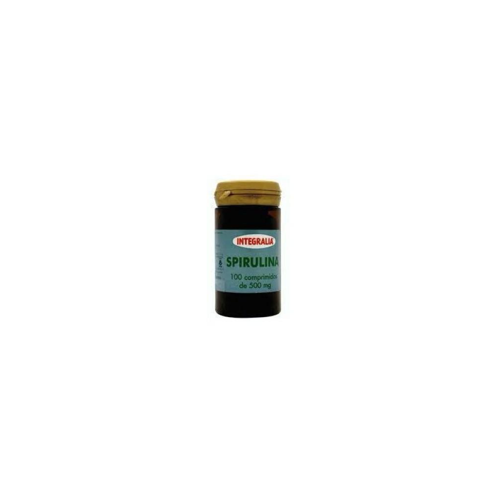 Spirulina Plus 100 comprimidos Integralia INTEGRALIA 71 Inicio salud.bio
