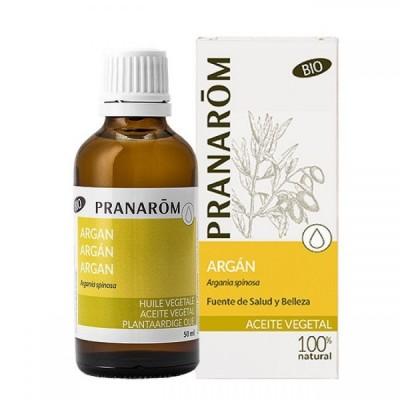 Aceite de Argan 50ml Bio de Pranaróm Pranarom  Inicio salud.bio