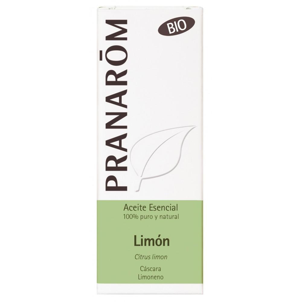 Limón BIO Aceite Esencial de Pranarom 10ml. Pranarom  Acéites esenciales salud.bio