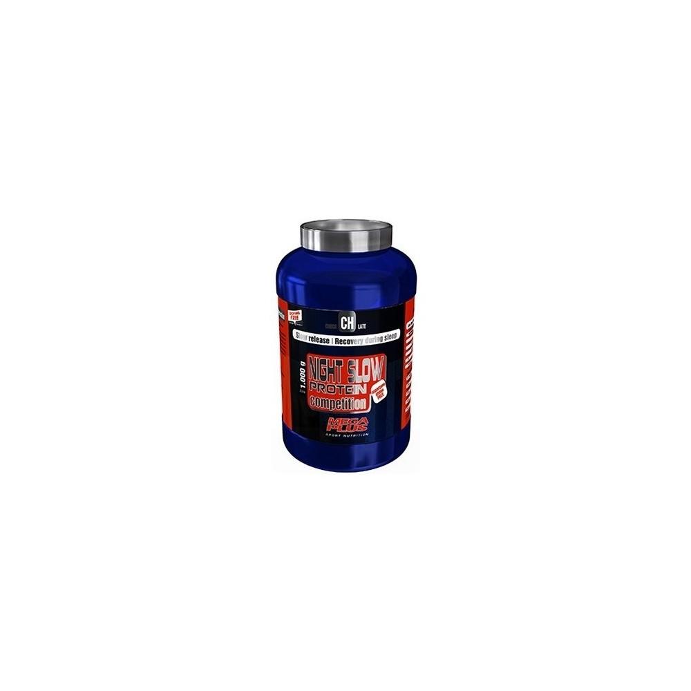 Night Slow Caseina (Proteina lenta) de Megaplus Megaplus 9400501001628 Proteinas salud.bio