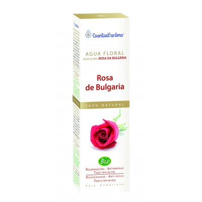 Esential Aroms Agua Floral de Rosa de Bulgaria 100 ml INTERSA 50331 Inicio salud.bio