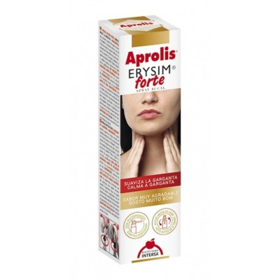 Aprolis Erysim Forte de Intersa 20ml INTERSA 11018 Inicio salud.bio