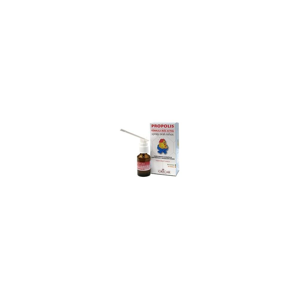 PRÓPOLIS SPRAY ORAL NIÑOS (15 ML) de Gricar Herbofarm GRI39717 Inicio salud.bio