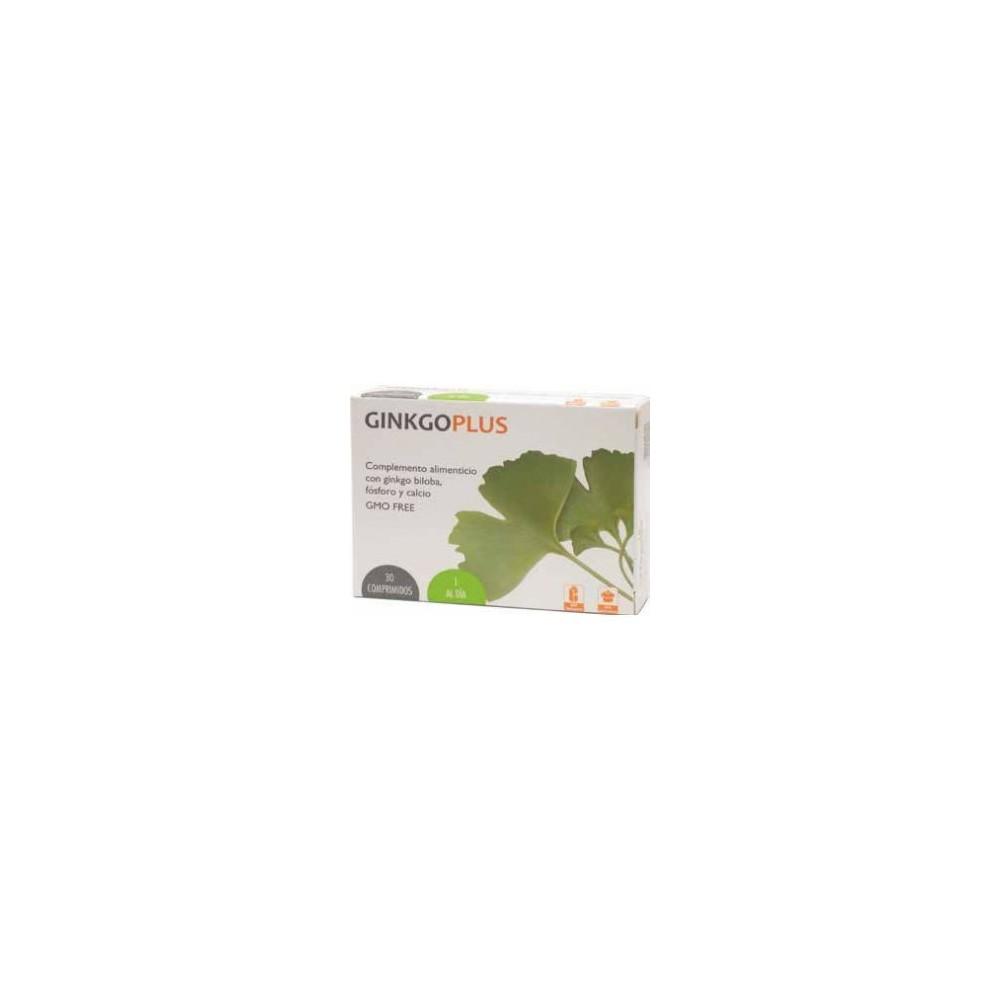 GinkgoPlus de Herbofarm 30 comprimidos Herbofarm HOHO007 Inicio salud.bio