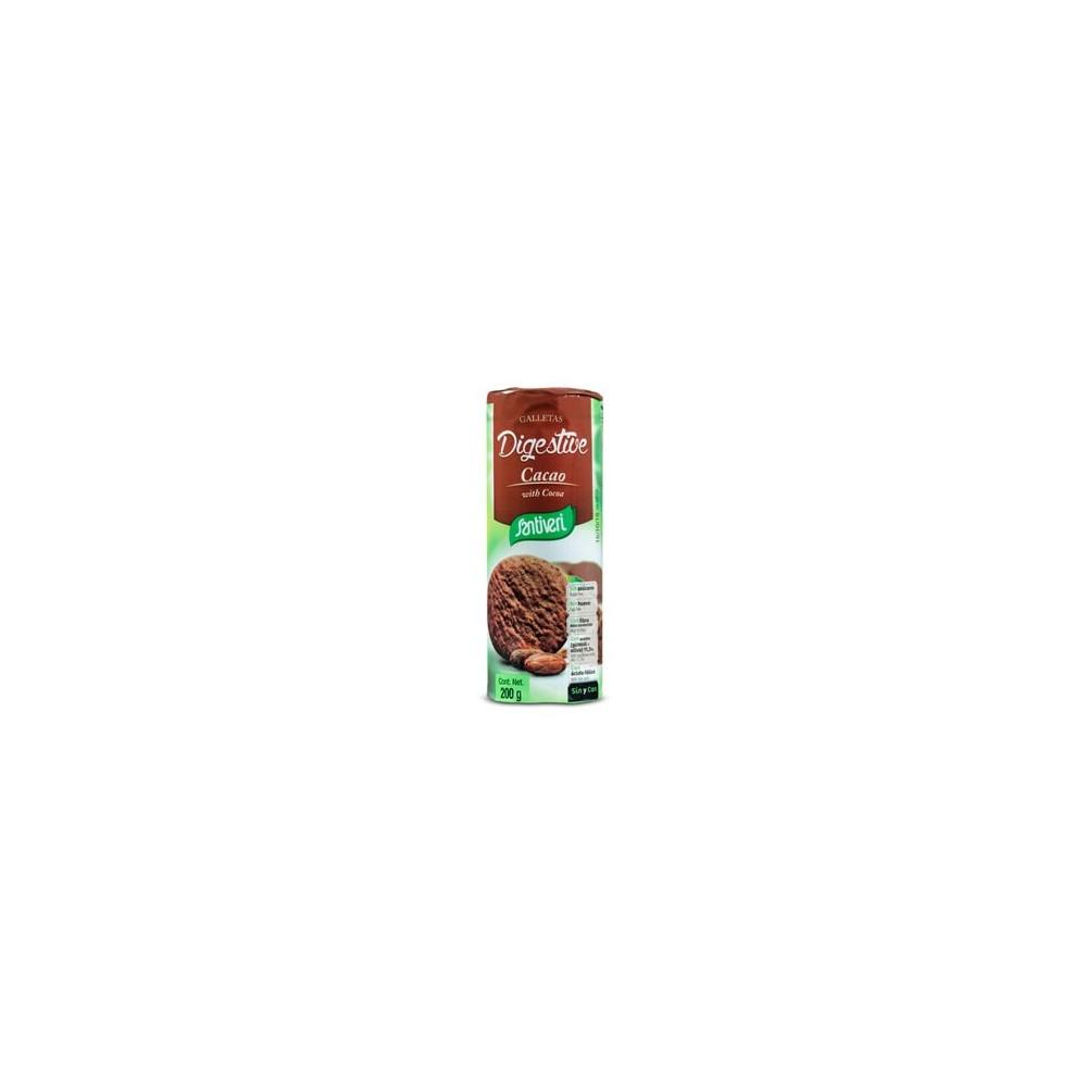 Galletas Digestive Cacao Santiveri Santiveri  0.10020858 Inicio salud.bio