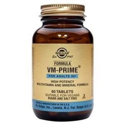 VM-Prime Adultos 50+ de Solgar SOLGAR 113625 Inicio salud.bio