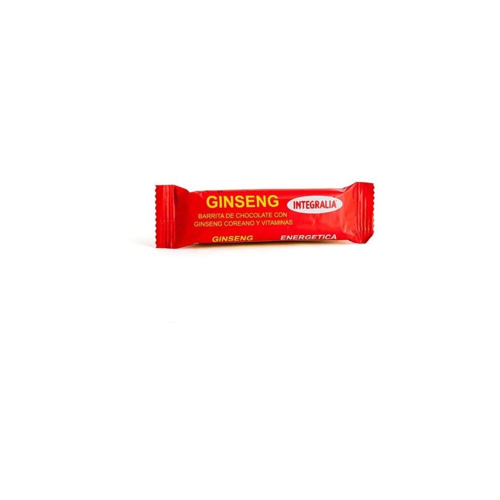 Barrita Energética con Ginseng 30 gramos de Integralia INTEGRALIA 266 Inicio salud.bio