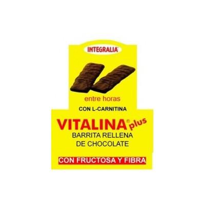 Barrita Vitalina Plus entre horas Rellena Chocolate Integralia INTEGRALIA 297 Inicio salud.bio