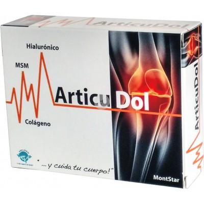 ArticuDol 30 comprimidos de Espadiet Espa-Diet, s.l. 8436021822161 Articulaciones, Huesos, Tendones y Musculos, componen el A...