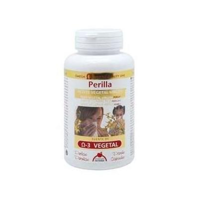 Perilla Aceite Vegetal Virgen 120 Perlas Omega 3 Vegetal de Intersa INTERSA  Sistema inmunitario salud.bio