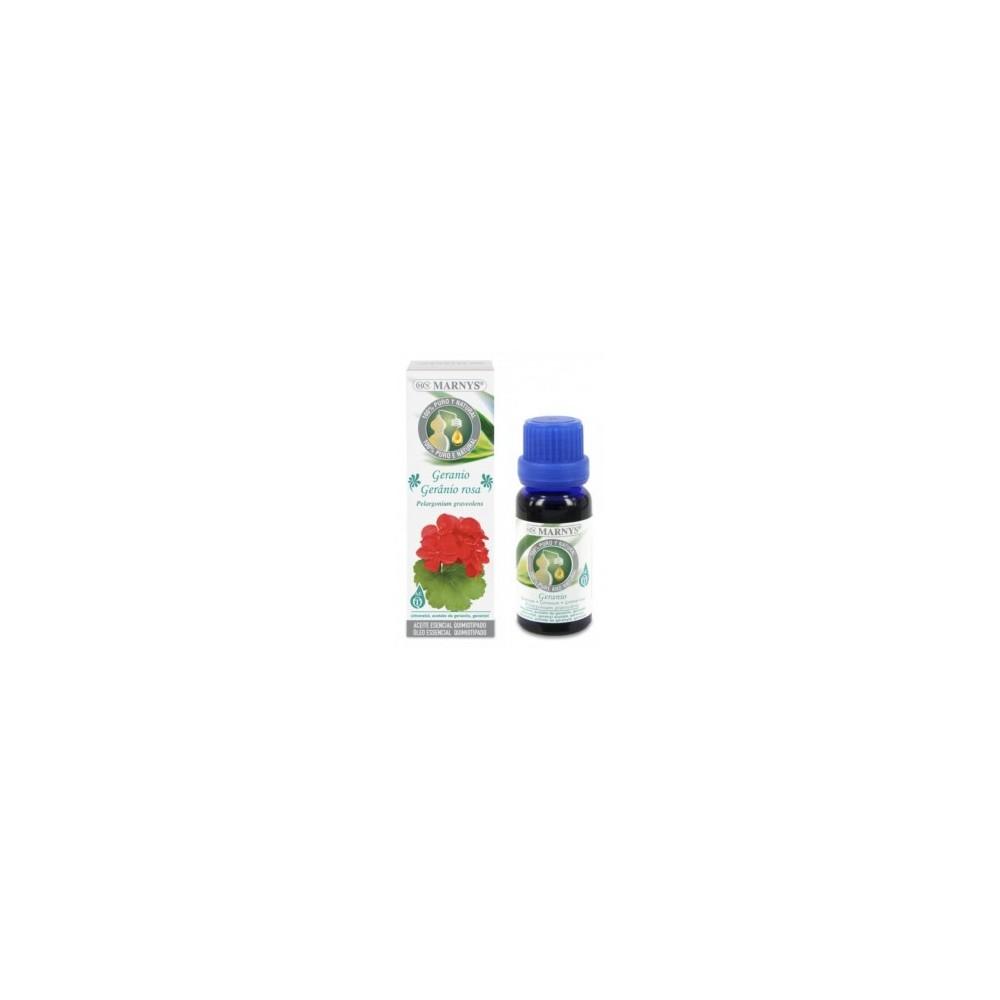Aceite esencial de Geranio Marnys 15 ml Marnys AA035 Inicio salud.bio