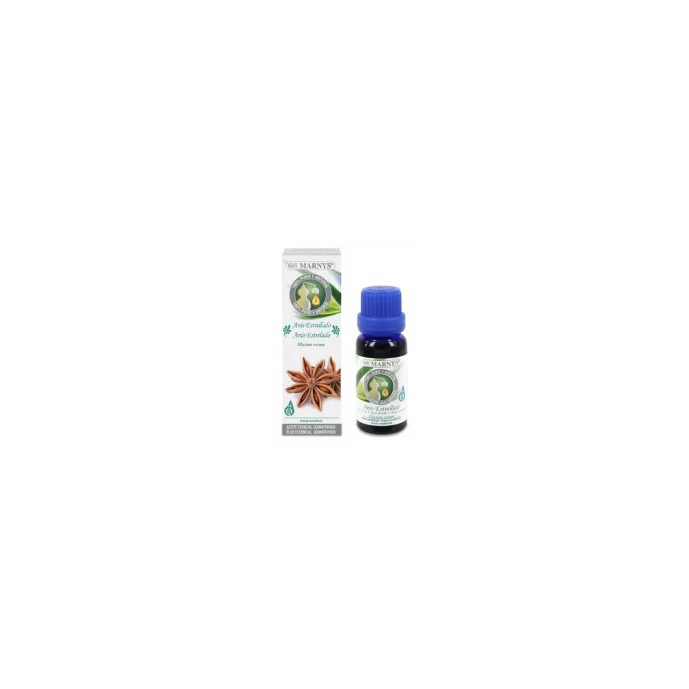Aceite esencial de Anis Estrellado Marnys 15 ml Marnys AA001 Inicio salud.bio