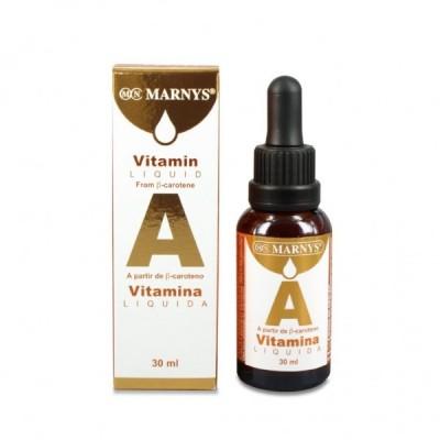 Vitamina A Líquida de Marnys Marnys MN435 Vitamina A y D salud.bio
