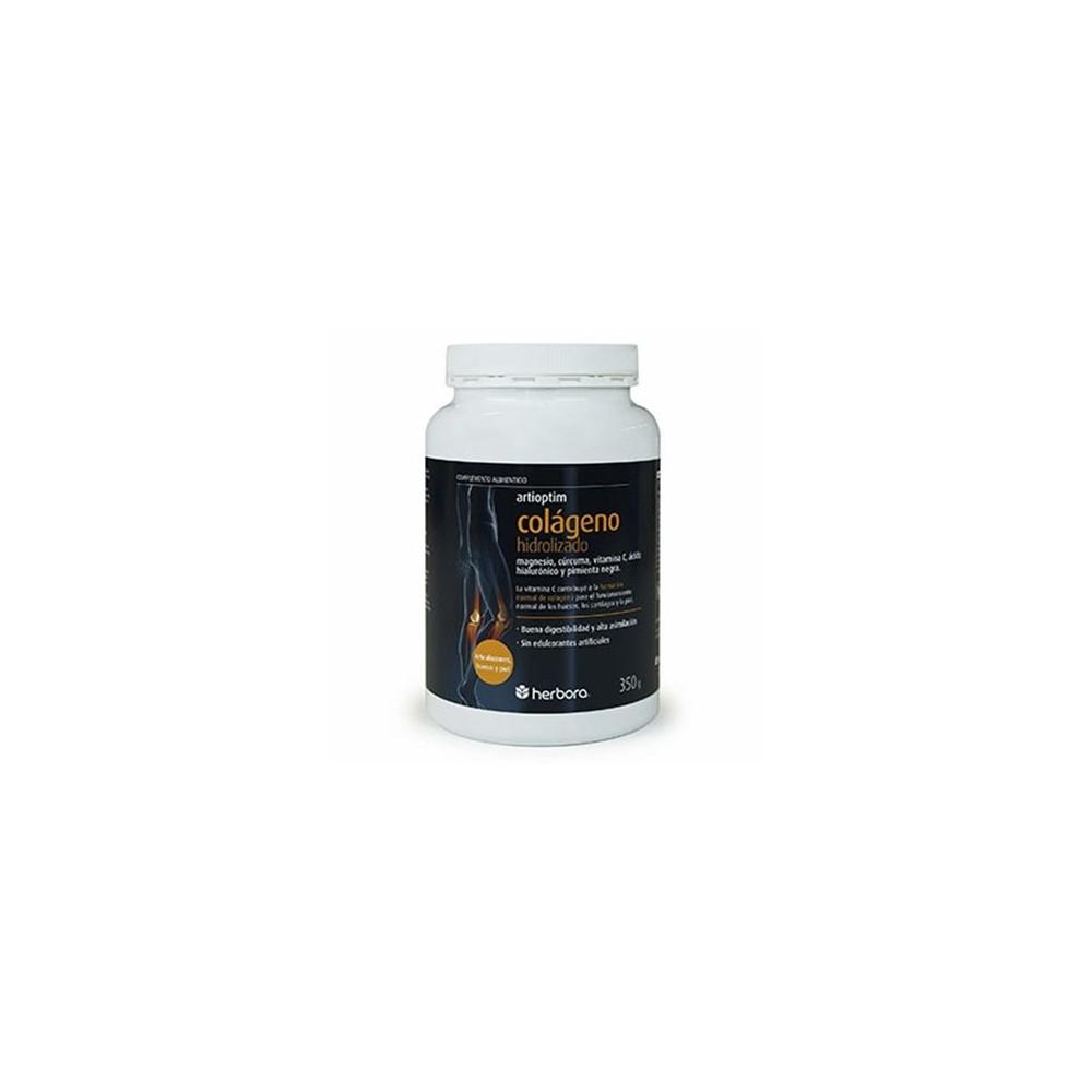 Artioptim Colágeno Hidrolizado en Polvo de Herbora Herbora 501039 Piel, Cabello y Uñas, Complementos y Vitaminas salud.bio