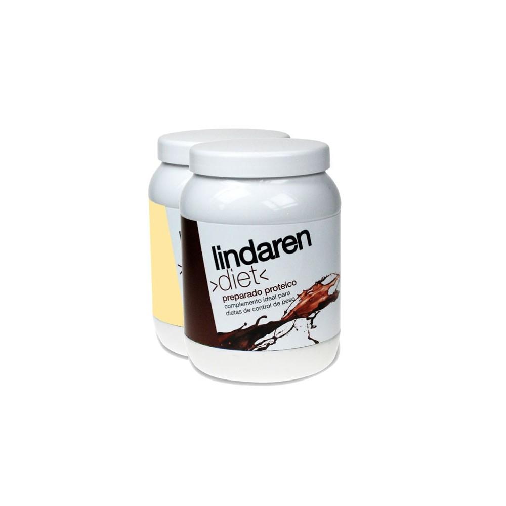 Preparado Protéico Lindaren Diet Artesania Agricola, S.A.  Control de Peso salud.bio
