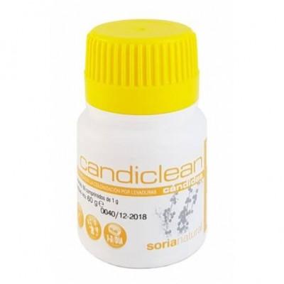 Candiclean 60 comprimidos SORIA NATURAL  Bienestar urinario. Ayuda en el bienestar urinario. salud.bio