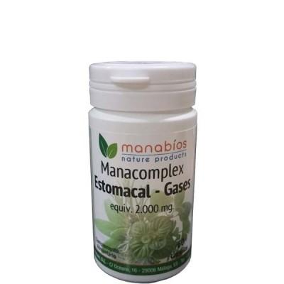 Manacomplex Estomacal - Gases de Manabíos Manabios 111901 Ayudas aparato Digestivo salud.bio