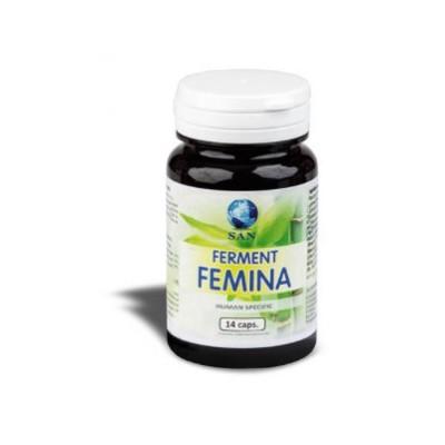 Ferment Femina de SAN San Probiotic Human Specific 9999000000025 Especial Mujer salud.bio