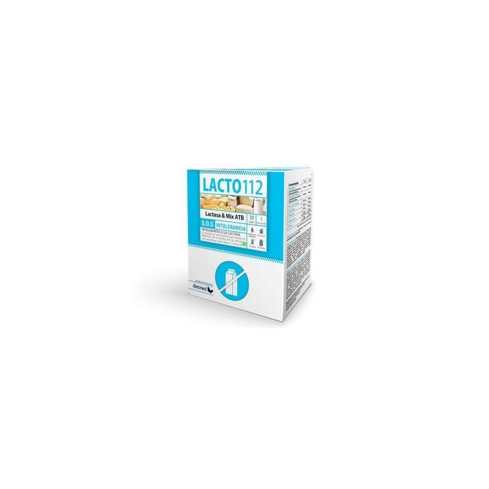Lacto 112 de Dietmed Dietmed 9999000000162 Ayudas aparato Digestivo salud.bio