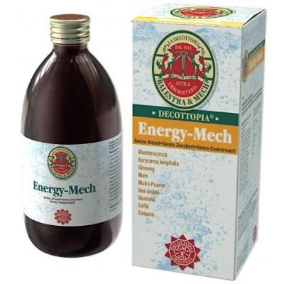 Energy Mech de La Decottopia 500 ml de Gianluca Mech Herbofarm BA B078 Estados emocionales, ansiedad, estrés, depresión, rela...
