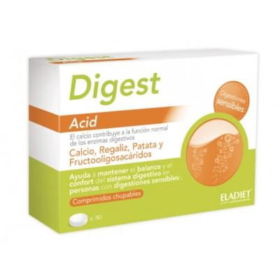 Digest Acid de Eladiet ELADIET Elaborados Dieteticos, s.a. PA.DIG.ACI Ayudas aparato Digestivo salud.bio