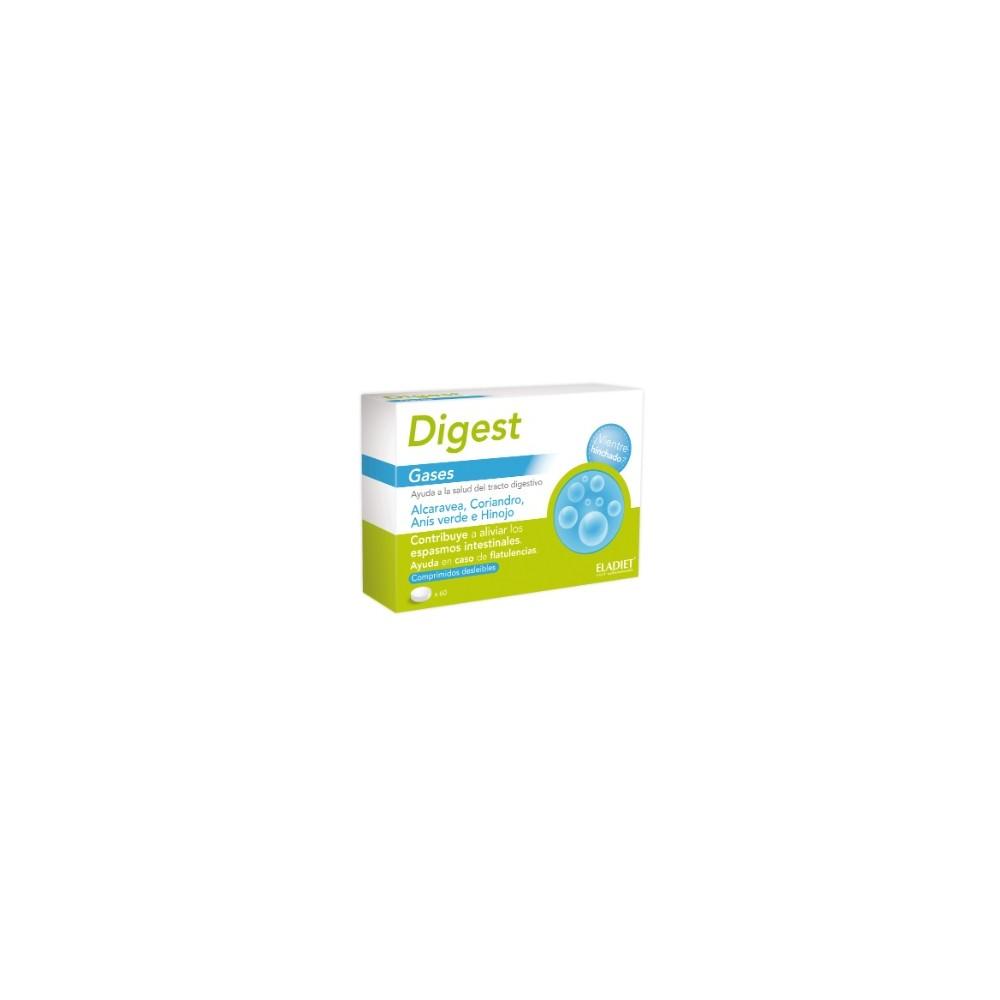 Digest Gases de Eladiet ELADIET Elaborados Dieteticos, s.a. PA.DIG.AGAS Ayudas aparato Digestivo salud.bio