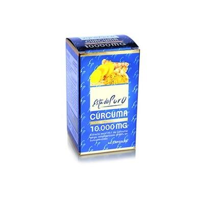 Cúrcuma 10000 mg de Tongil Tongil (Estado Puro)  Suplementos Naturales acción Analgesica, Antiinflamatoria, malestar, dolor s...