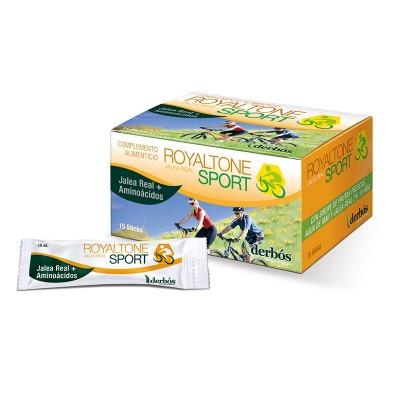 Royaltone Sport 15 Stick de derbós derbós laboratorio natural 172 Suplementos Deportivos (Complementos Alimenticios) salud.bio