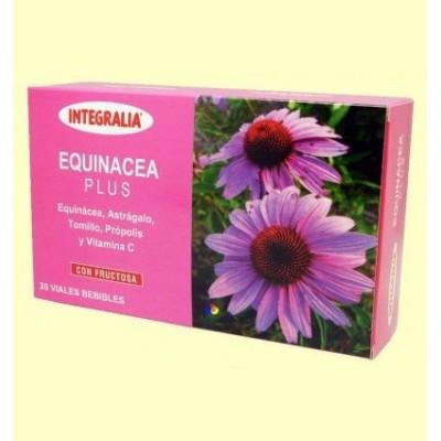 Equinacea Plus 20 Viales bebible de Integralia INTEGRALIA 341 Sistema inmunitario salud.bio