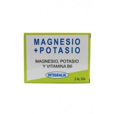 Magnesio + Potasio 60 capsulas Integralia INTEGRALIA 481 Inicio salud.bio